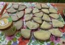 Für Süßmäuler Honigbrote zum Imbiss