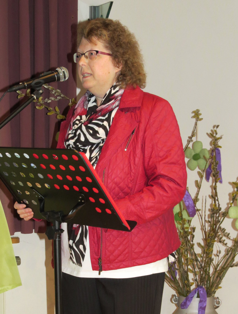 Angelika Mayr, 1. Vorsitzende