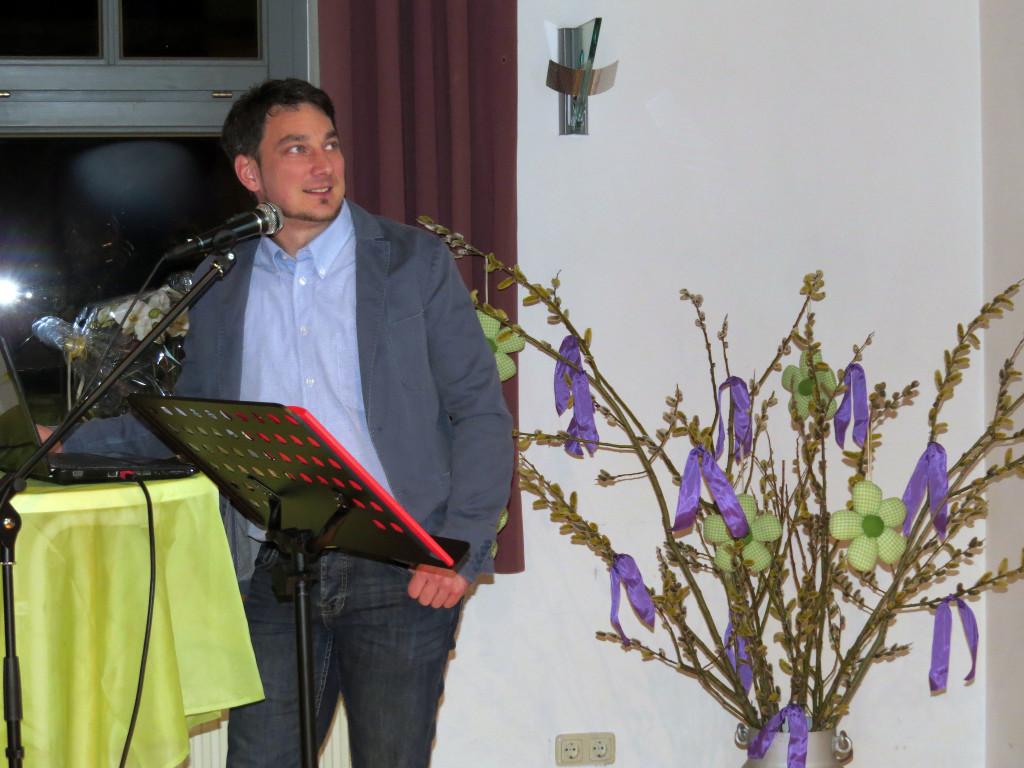 Steffen Gölzner, Jugendbeauftragter