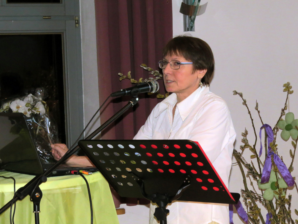 Angelika Miether, Kassier